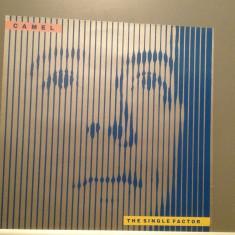 CAMEL - THE SINGLE FACTOR (1982/DECCA REC/RFG) - Vinil/Vinyl/ROCK/IMPECABIL(NM) - Muzica Rock universal records