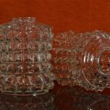 Abajur de sticla pentru lustre, lampi sau veioze ( Abajururi 2 bucati ) #429