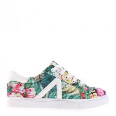 Pantofi sport dama Y57 verzi
