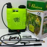 Pompa de stropit manuala Pandora 12L - Pulverizator, De spate, 11-20, 1.1-3