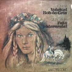 VOINICUL BOB-DE-GRAU - Ion Lila * FATA PADURARULUI - Calin Gruia (DISC VINIL) - Muzica pentru copii