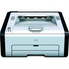 Imprimanta Ricoh SP 211, Laser, Monocrom, Format A4 - Imprimanta laser color