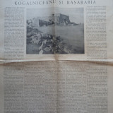 Ziarul Dacia, an 1, nr. 5, 1941, basarabia, Taslauanu, Dan Botta