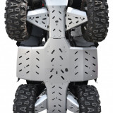 Scut protectie Shark skidplate CF Moto X8 A aluminum A-arms