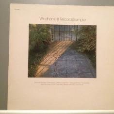 WINDHAM HILL REC. - Electronic/New Age(1984/DECCA/RFG) - Vinil/IMPECABIL(NM) - Muzica Ambientala universal records