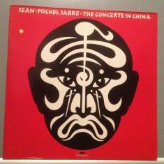 JEAN MICHEL JARRE - CHINA -2LP SET(1982/POLYDOR/RFG) - Vinil/Vinyl/IMPECABIL(NM) - Muzica Rock universal records