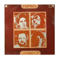 Fermata – Generation (LP) - Muzica Rock Altele, VINIL