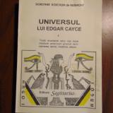 Universul lui Edgar Cayce, vol 1 - Dorothee Koechlin de Bizemont (1993) - Carte paranormal
