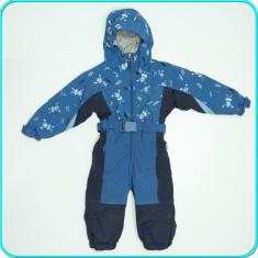Combinezon / salopeta de iarna, ETIREL _ copii | 12 - 18 (24) luni | 86 (92), Marime: Alta, Culoare: Din imagine, Unisex