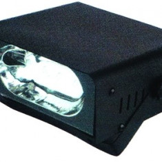 Stroboscop disco cu reglaj de   frecventa aparat nou blitz