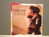 DEBORAH SASSON - AY AY AY - Vinil Single -45 rpm(1990/EMI /RFG) -Impecabil, virgin records