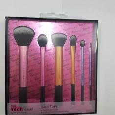 Set 6 pensule profesionale Real Techniques - Professional Precision - Pensula machiaj