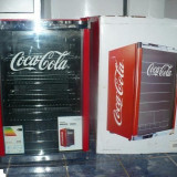 VITRINA/ lada / Vitrine frigorifice,, coca cola,, originale, no frost, A+ - Vitrina Frigorifica