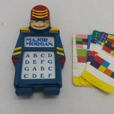 JUCĂRIE VECHE, MUZICALĂ* MAJOR MORGAN/ KOREA/ANII 1980 - Jucarie de colectie