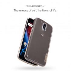 Husa Motorola Moto G4 / G4 Plus TPU Nature by Nillkin Transparenta - Husa Telefon Motorola, Gel TPU, Fara snur, Carcasa