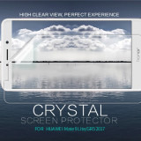 Folie HUAWEI Mate 9 Lite Transparenta by Nillkin - Folie de protectie Huawei, Lucioasa