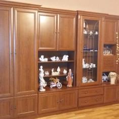 Mobila sufragerie - Vitrina living