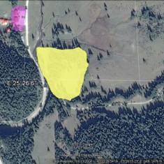 Teren intravilan Bucegi zona Padina - Teren de vanzare, 16400 mp