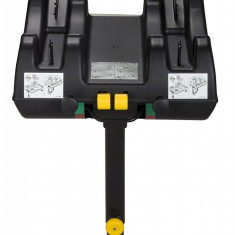 Baza Isofix Recaro pentru copii pana in 18 kg, negru, ID251
