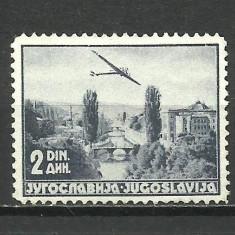 IUGOSLAVIA--1937 MNH, Nestampilat