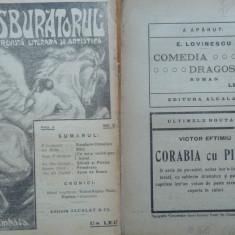 Sburatorul ; Revista literara si artistica ; Eugen Lovinescu , nr. 3 , 1920