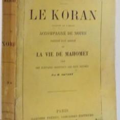 LE KORAN, DE M. SAVARY - Carti Crestinism
