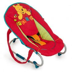 Balansoar bebelusi Hauck Bungee Deluxe Rocky, model Winnie the Pooh, ID225 - Balansoar interior