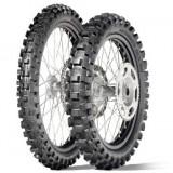 Motorcycle Tyres Dunlop Geomax MX 3S F ( 60/100-14 TT 30M Roata fata, M/C ) - Anvelope moto