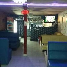 Canapele bar/cafenea+tabureti