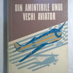 Gheorghe Negrescu – Din amintirile unui vechi aviator - Biografie