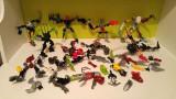 Lot mare LEGO Bionicle - multe bucati, diverse posibilitati de combinare
