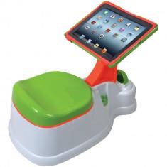 Olita cu suport de iPad iPotty 2in1 cu scaunel, ID308
