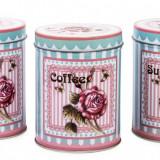 Set ceai, cafea si zahar