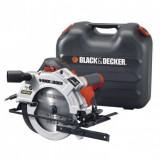 Ferastrau circular Black&Decker KS1600LK, 1600W, 65mm, 190x16mm - Fierastrau circular