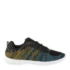 Pantofi sport dama Isadora galbeni - Adidasi dama