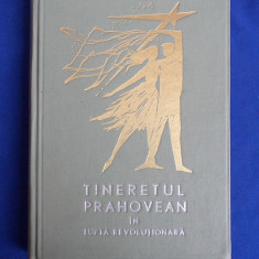 TINERETUL PRAHOVEAN IN LUPTA REVOLUTIONARA - PLOIESTI - 1972 - Carte Epoca de aur