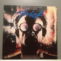 TANGERINE DREAM - THIEF (1981/VIRGIN REC/RFG) - Vinil/Vinyl/IMPECABIL(NM)