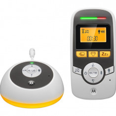 Baby monitor interfon audio digital bidirectional cu timer Motorola MBP161, ID349