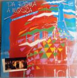 Da Roma A Mosca (2 LP - Rusia - VG), VINIL