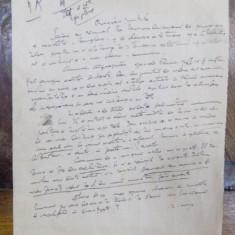 N. Iorga, Manuscris