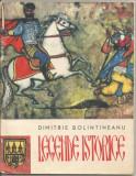 R(01) Dimitrie Bolintineanu -Legende istorice cu ilustratii de Gyorgy Mihail
