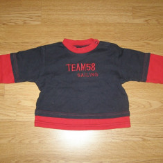 Bluza pentru copii nounascut baieti de 6-9 luni, Marime: Masura unica, Culoare: Din imagine