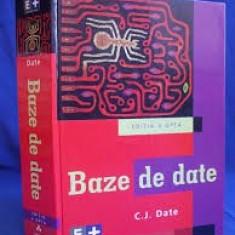 C.j.date baze de date - Carte baze de date