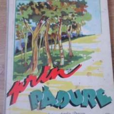 Prin Padure Carte Cu Disc Rotativ - Aurelia Popescu ,392267