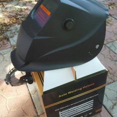 Masca de sudura electrica automata heliomata cu cristale lichide - Masca sudura