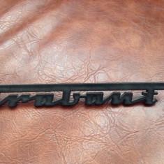 Emblema / sigla masina Trabant / piesa originala !!!!!!!!