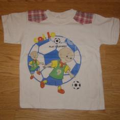 Tricou pentru copii baieti de 2-3-4 ani, Marime: Masura unica, Culoare: Din imagine