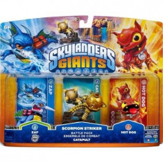 Skylanders Giants Battle Pack - Scorpion Striker Activision