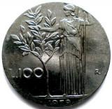 ITALIA , 100 LIRE 1979 , DIAMETRU MAI MIC DECAT UZUAL !!!, Europa, Crom