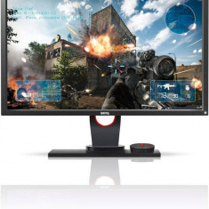 Monitor Gaming Pro LED BenQ ZOWIE XL2430 24'', Full HD, 5 ms, DVI/HDMI/DP, VESA - Monitor LED Benq, 24 inch, 1920 x 1080